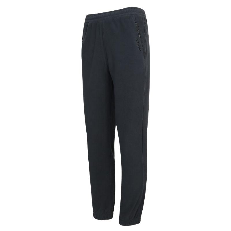 探路者TOREAD 男装 运动跑步训练健身舒适透气休闲针织长裤抓绒裤 TAMH91933-G28X
