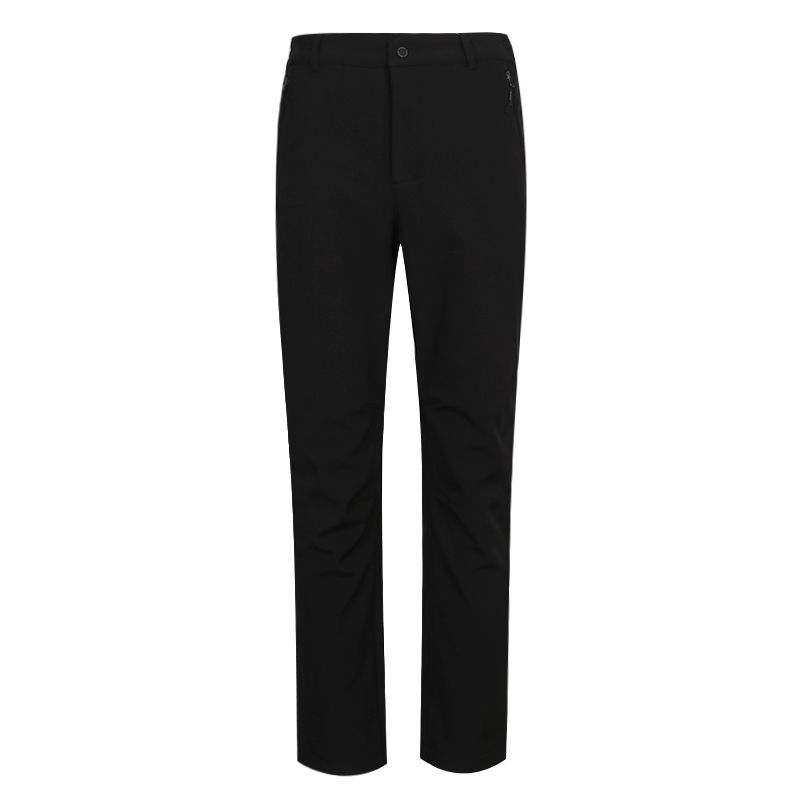 探路者TOREAD  男装 运动户外出行舒适透气休闲保暖软壳针织长裤 TAMI91141-G01X