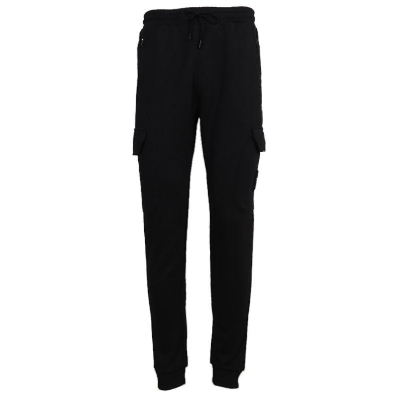 探路者TOREAD 男装 运动裤跑步训练户外出行透气休闲针织长裤 TAMI91147-G01X