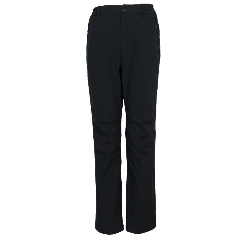 探路者 女装 运动舒适透气户外休闲直筒长裤 TAMI92142-F87X