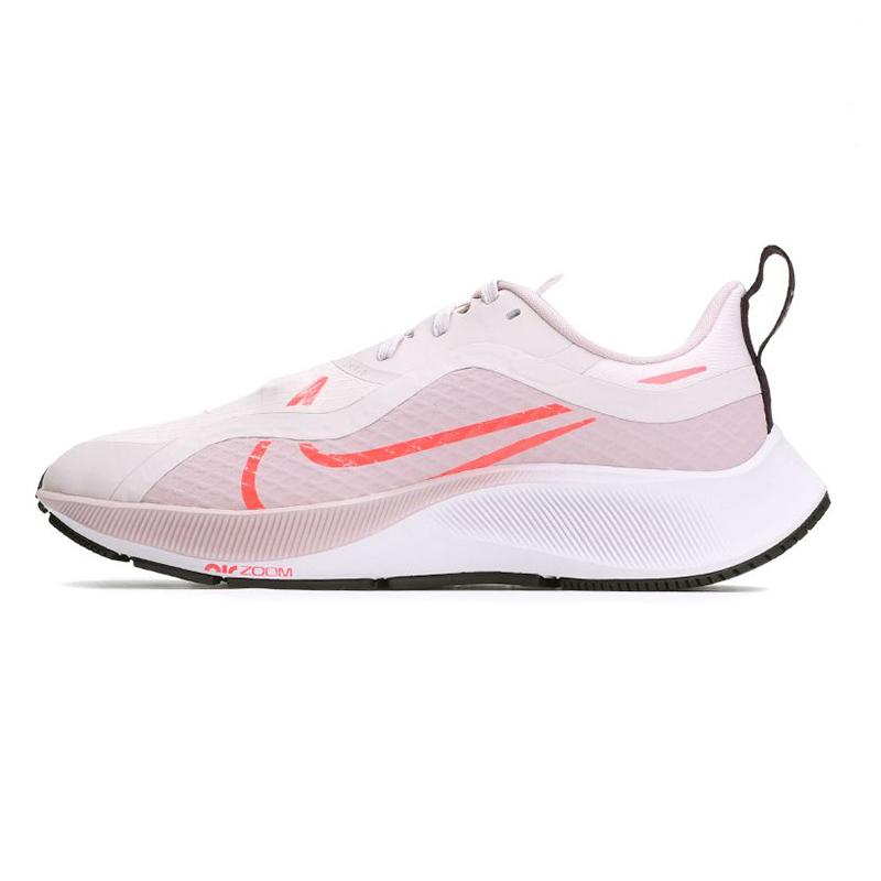 耐克NIKE  AIR ZM PEGASUS 37 SHIELD 女鞋 运动鞋时尚潮流缓震透气休闲舒适耐磨跑步鞋 CQ8639-600
