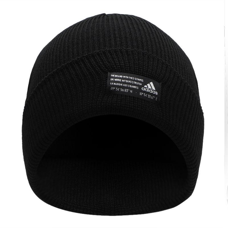 阿迪达斯ADIDAS PERF WOOLIE 男女 休闲帽保暖针织帽 FS9033