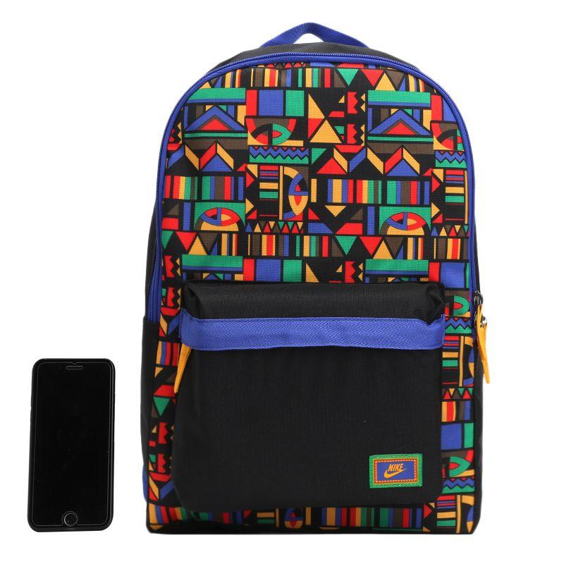 耐克NIKE HERITAGE BKPK-2.0 JNGL 男女 运动包旅行包学生书包休闲背包双肩包 DA2154-010
