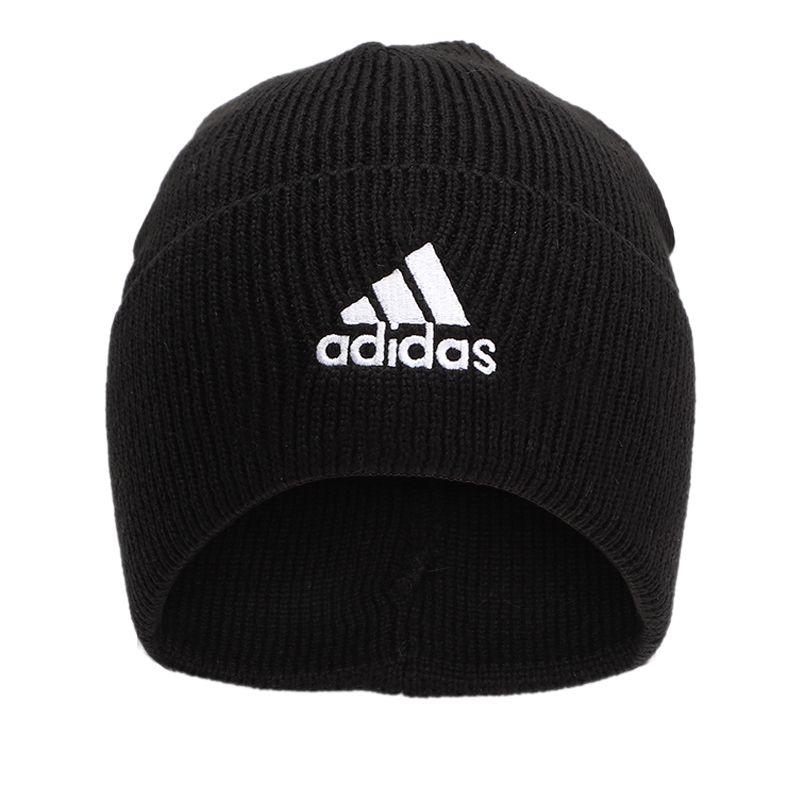 阿迪达斯ADIDAS TIRO WOOLIE 男女 运动休闲针织绒线帽 DQ1070