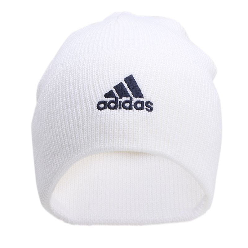 阿迪达斯ADIDAS REAL WOOLIE 男女 运动皇马足球针织帽 FR9745