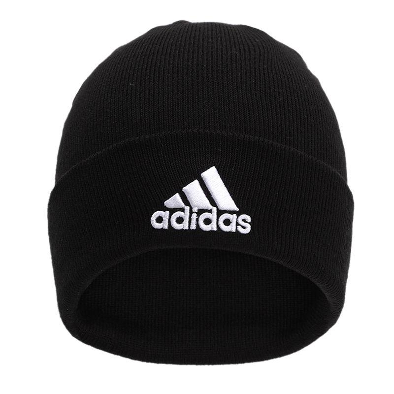 阿迪达斯ADIDAS LOGO WOOLIE 男女 运动休闲保暖 绒线帽 FS9022
