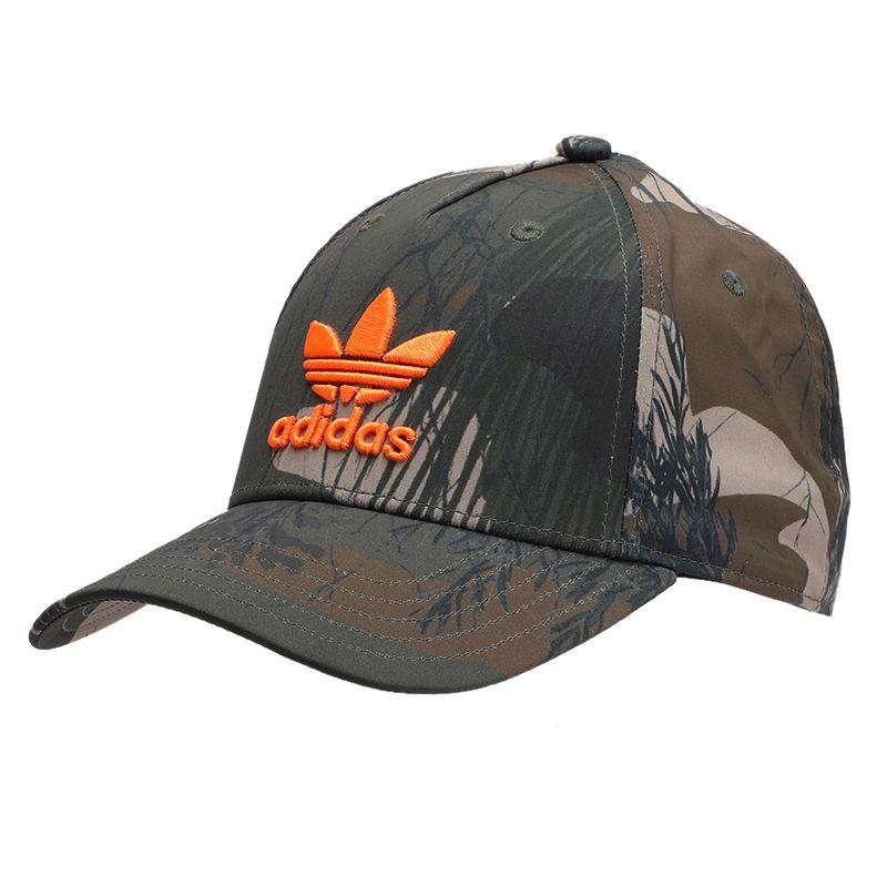阿迪达斯三叶草ADIDAS CAMO BB CAP 男女  遮阳帽运动休闲鸭舌帽 GD4464