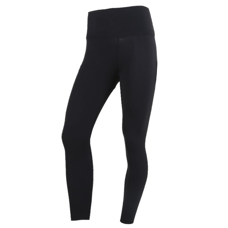 耐克NIKE  YOGA LUXE RIB 7/8 TIGHT 女装 运动健身紧身长裤 CJ3802-010