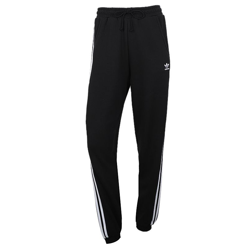 阿迪达斯三叶草ADIDAS 女装 2020冬季新款宽松运动训练休闲长裤 GD2260