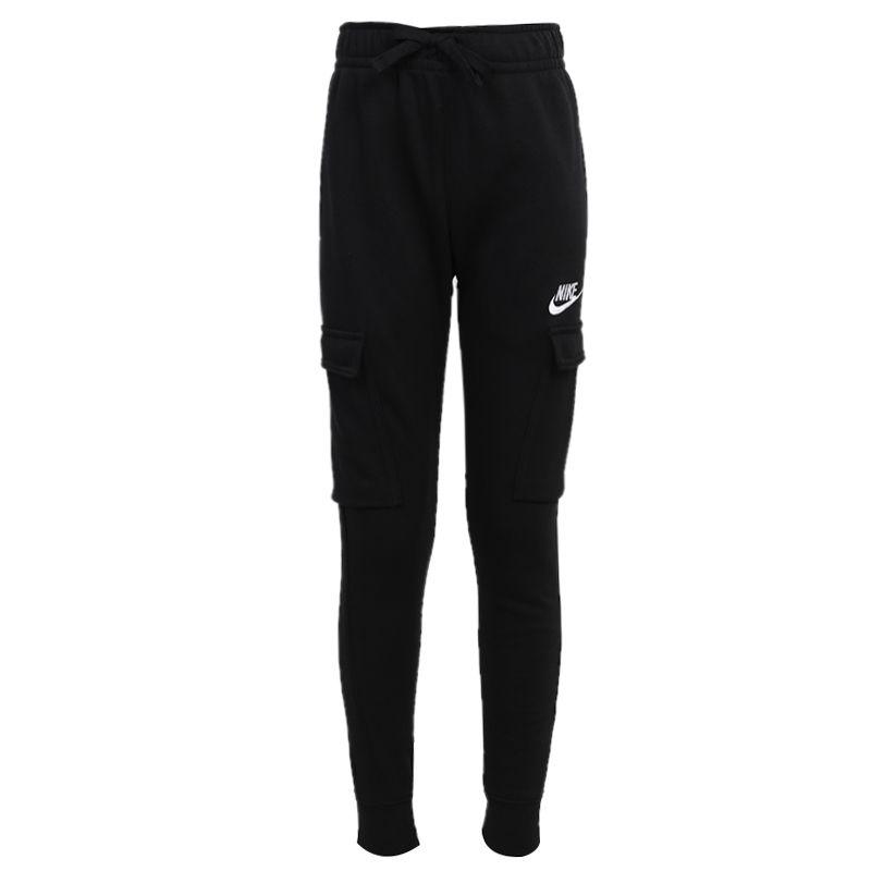 耐克NIKE 童裤 2020冬季新款保暖工装长裤运动裤 CQ4298-010
