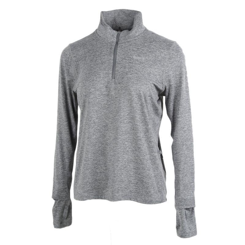 耐克NIKE 女装 2020冬季新款运动服套头衫跑步训练卫衣 CU3221-084