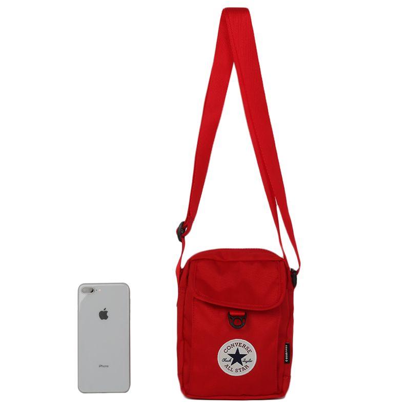 匡威CONVERSE 中性 运动包舒适骑行旅游收纳包单肩包 10020540-A02