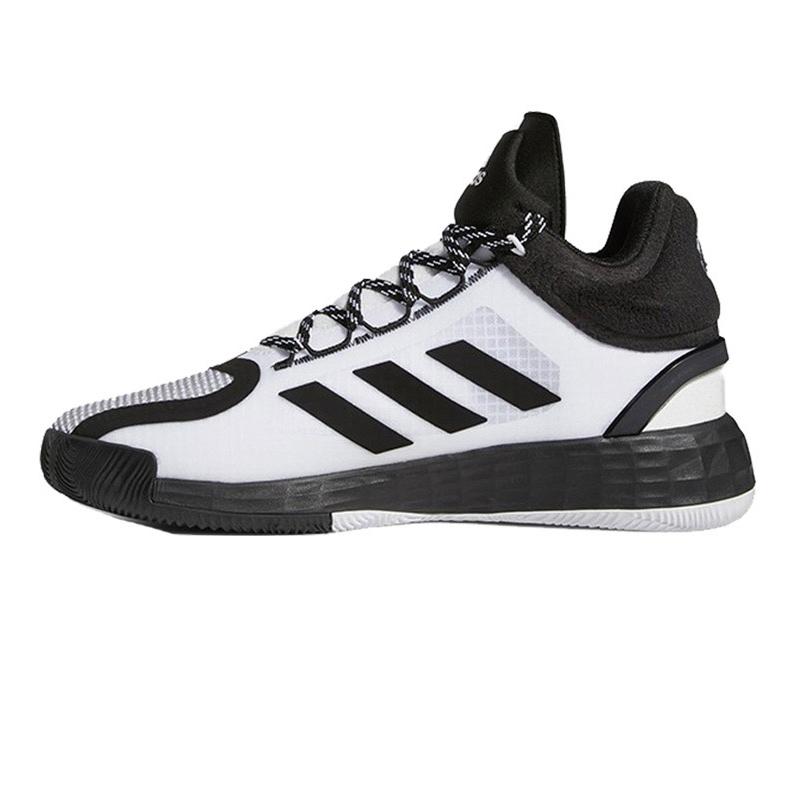 阿迪达斯ADIDAS D Rose 11 男女 高帮轻便休闲鞋罗斯运动鞋 FY0896