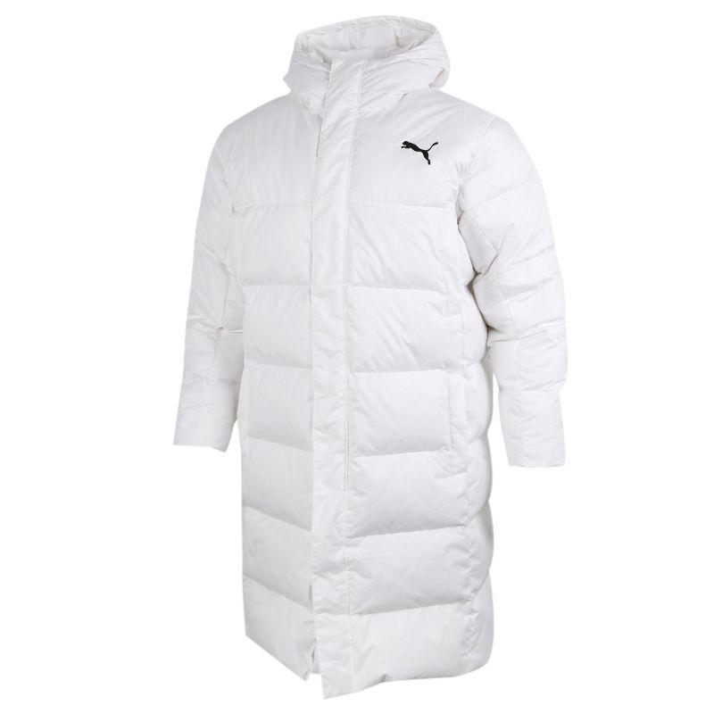 彪马PUMAt 男装 2020冬季新款运动服保暖休闲外套加厚羽绒服 585403-02
