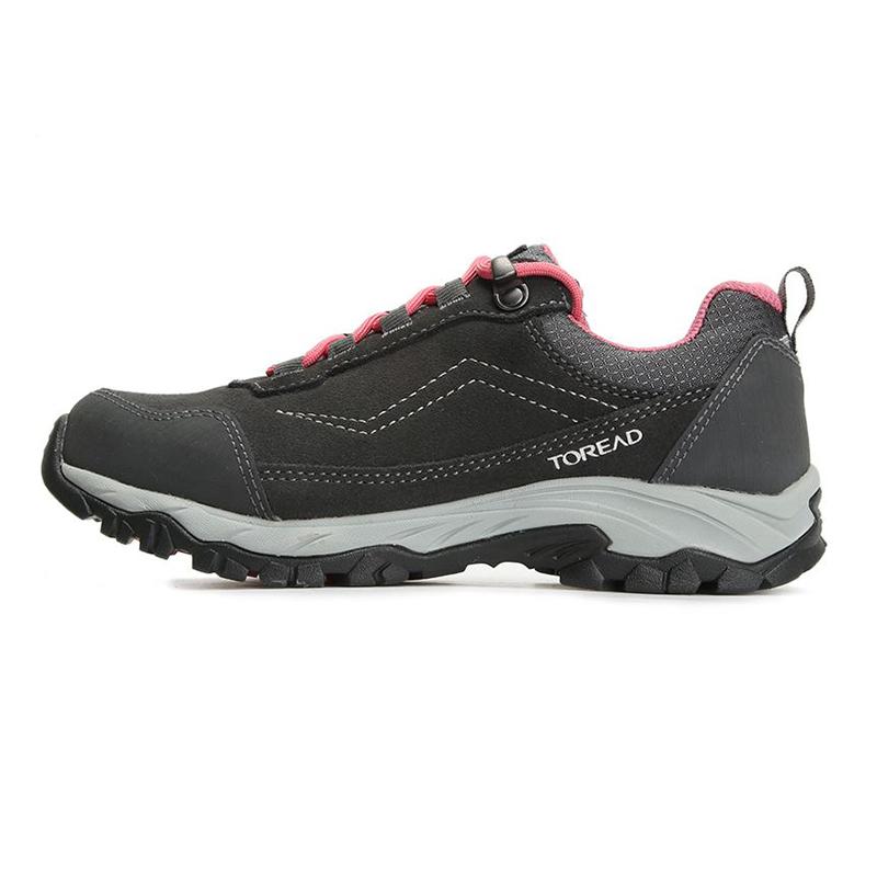 探路者TOREAD 女鞋 户外运动鞋越野耐磨透气慢跑鞋徒步鞋 TFAH92076-G08G