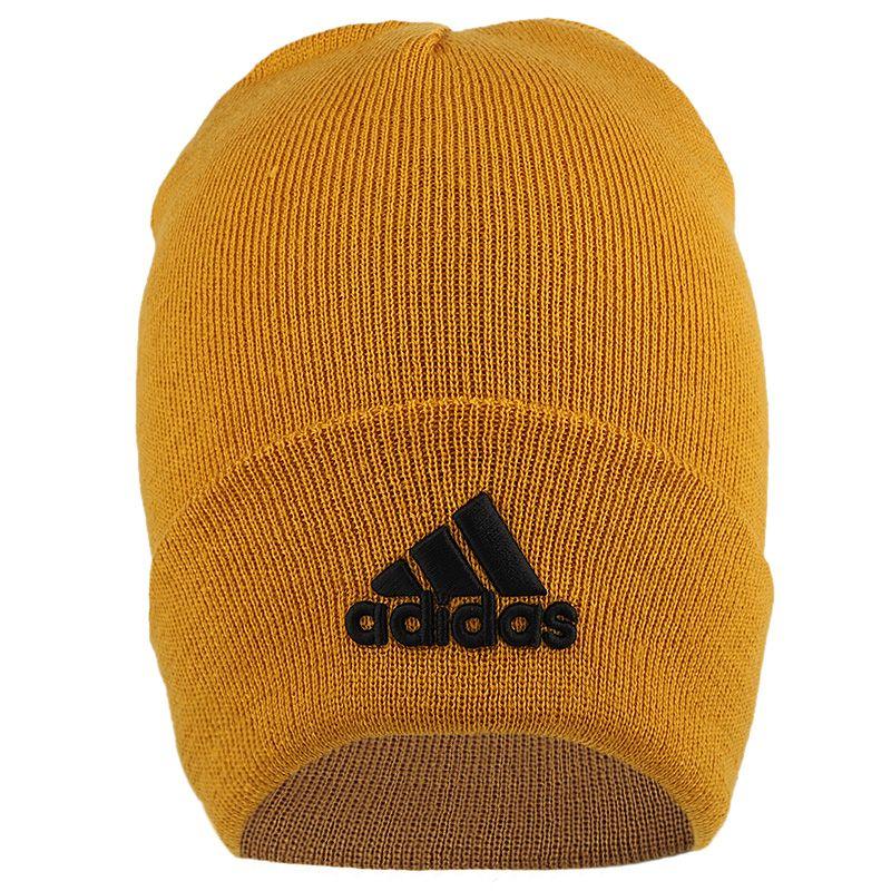 阿迪达斯ADIDAS 男女 针织保暖毛线帽 FT8843