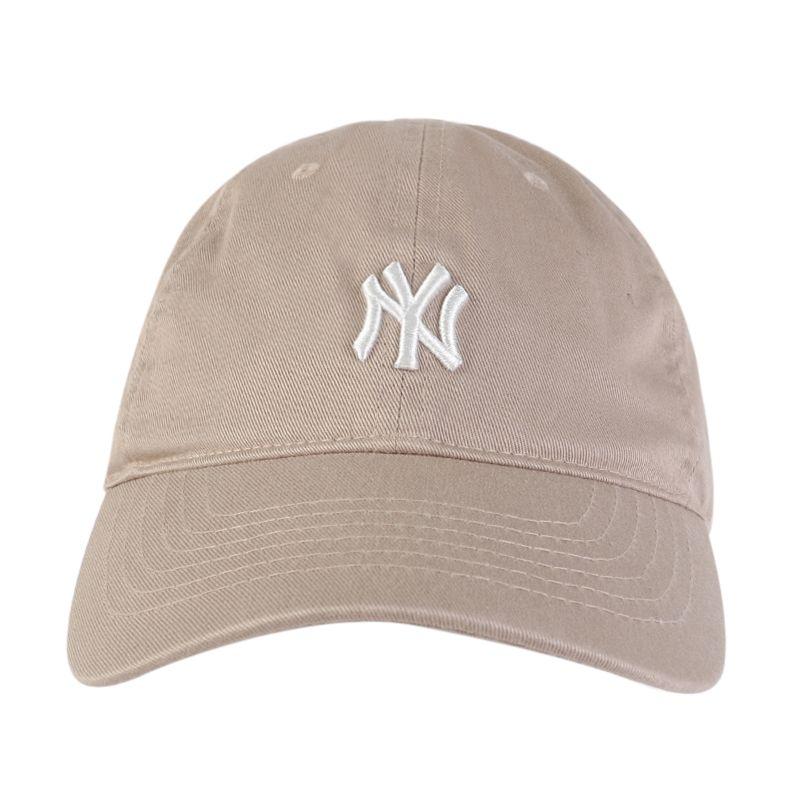 MLB 男女帽 运动棒球帽复古LOGO休闲鸭舌帽  32CP77-50B