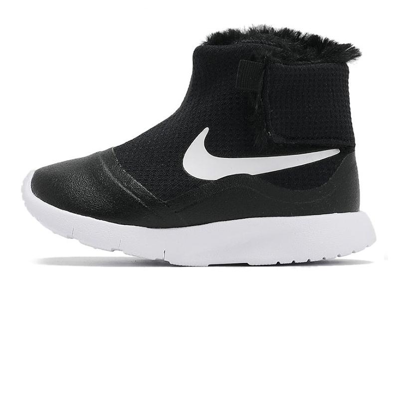 耐克NIKE  TANJUN HI (TDV) 童鞋 2020冬季新款运动户外保暖雪地靴 922870-005