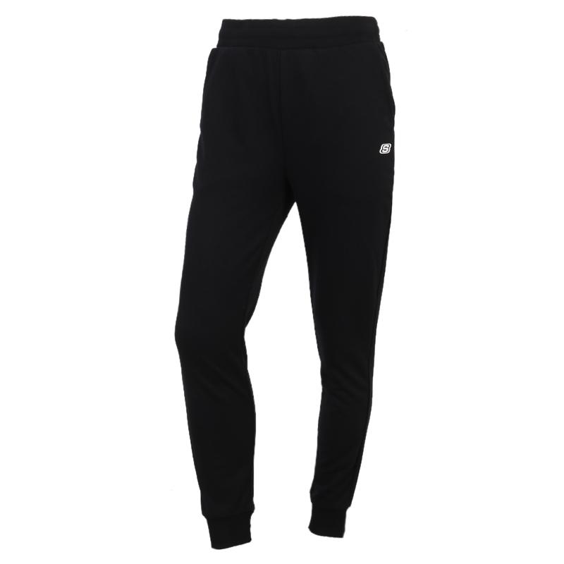 斯凯奇SKECHERS  女装 2020冬季新款健身跑步休闲运动长裤 L320W180-0018