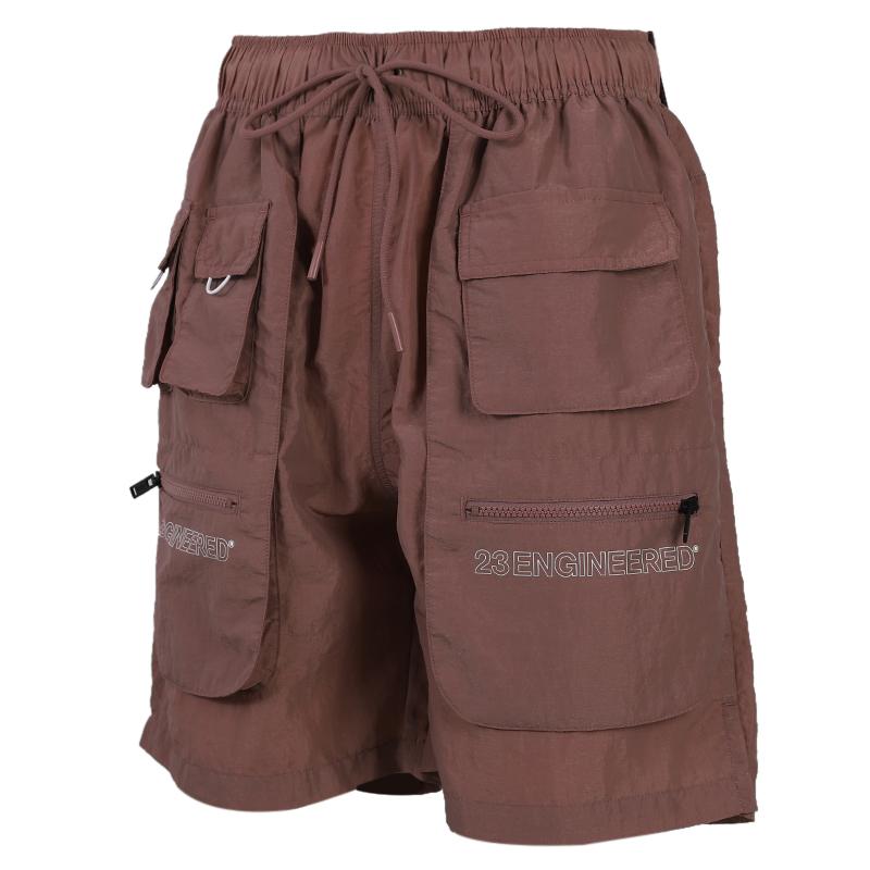 耐克NIKE  男装 休闲运动透气多口袋工装五分裤短裤 CN7299-298