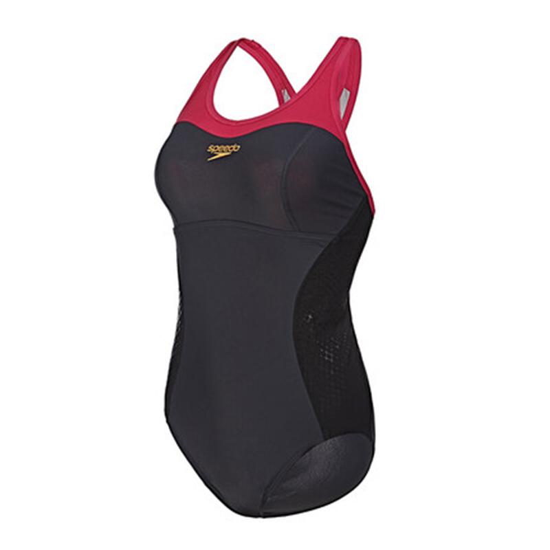 速比涛Speedo 女士连体泳衣 女装 泳装 连体泳衣 61020835