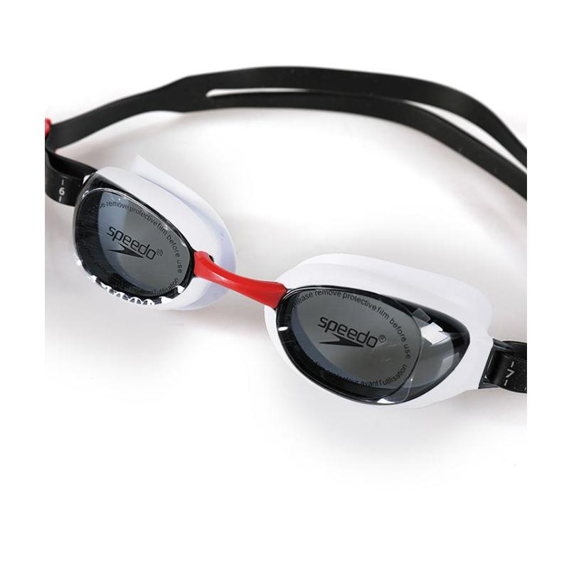 速比涛Speedo  镀膜泳镜 亚洲版 男女 平光泳镜 8-090068912