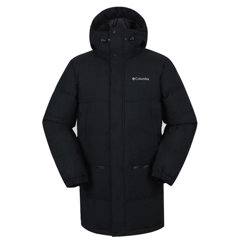 哥伦比亚Columbia 男装 2020冬季新款运动户外保暖休闲羽绒服 WE0994010