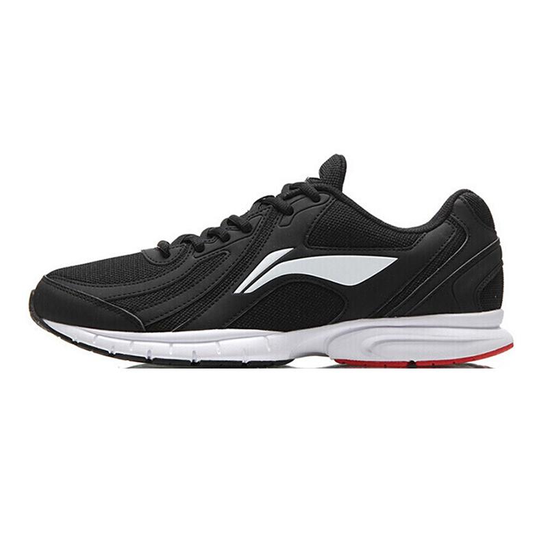 李宁 男鞋 运动鞋轻便透气低帮休闲跑步鞋 ARBL037-7