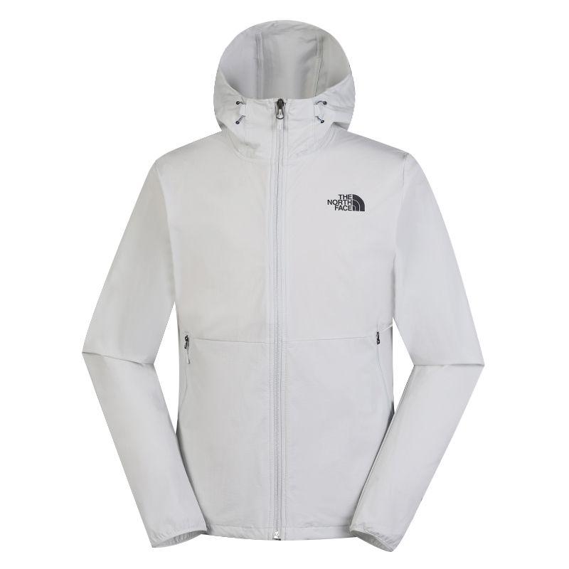 北面TheNorthFace 男装 运动服跑步训练健身透气舒适防风休闲外套梭织夹克 46KT9B8