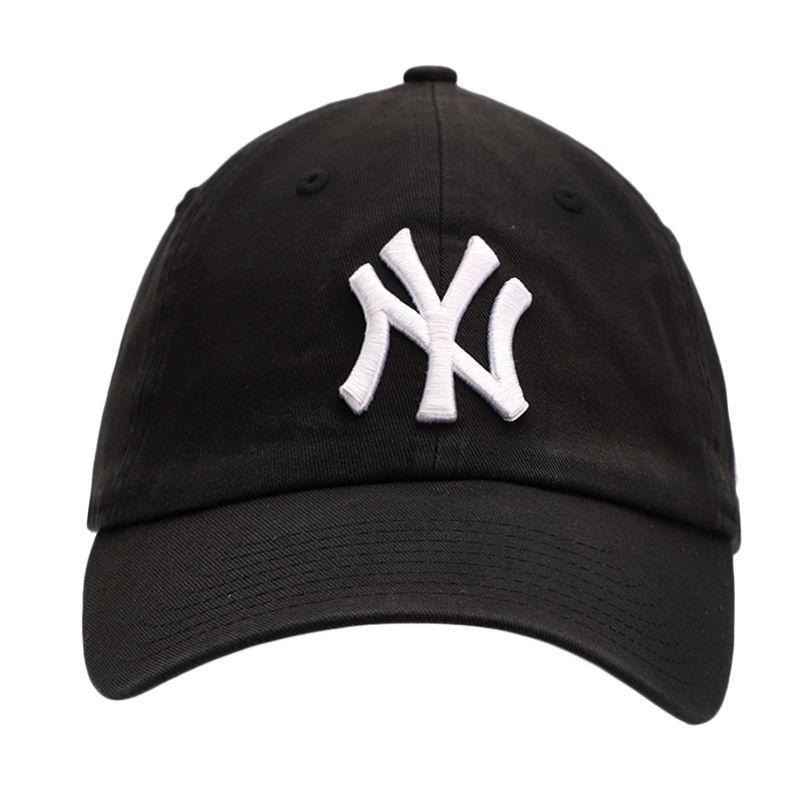 New Era  男女  2020新款纽约洋基队弯檐帽经典棒球帽 12711105