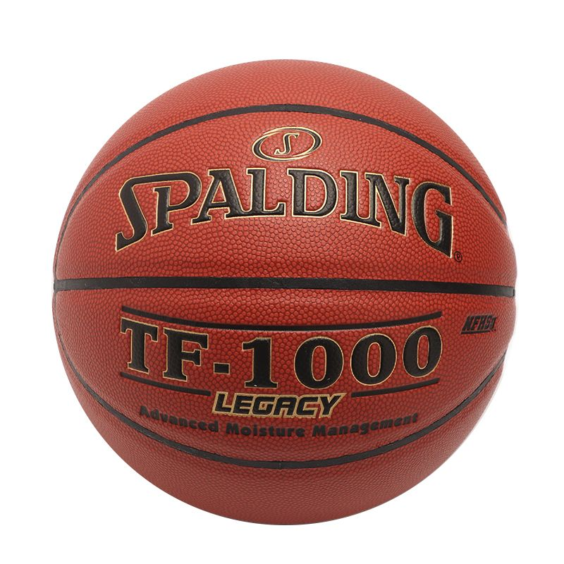 斯伯丁SPALDING 室内PU运动篮球 74-716A