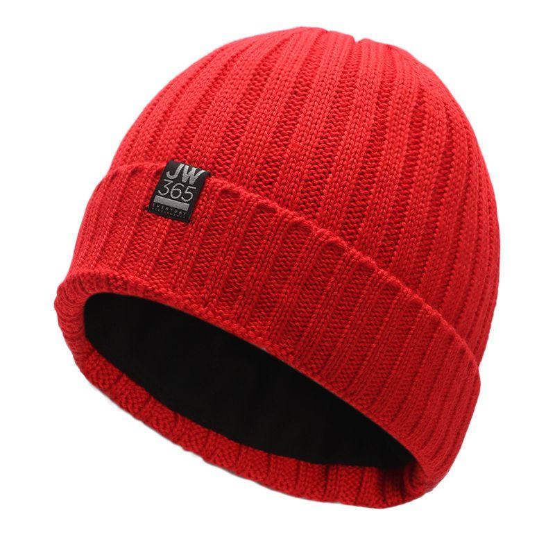 狼爪Jack wolfskin 男女 2020冬季新款运动帽户外休闲保暖针织毛线帽 1908331-2015