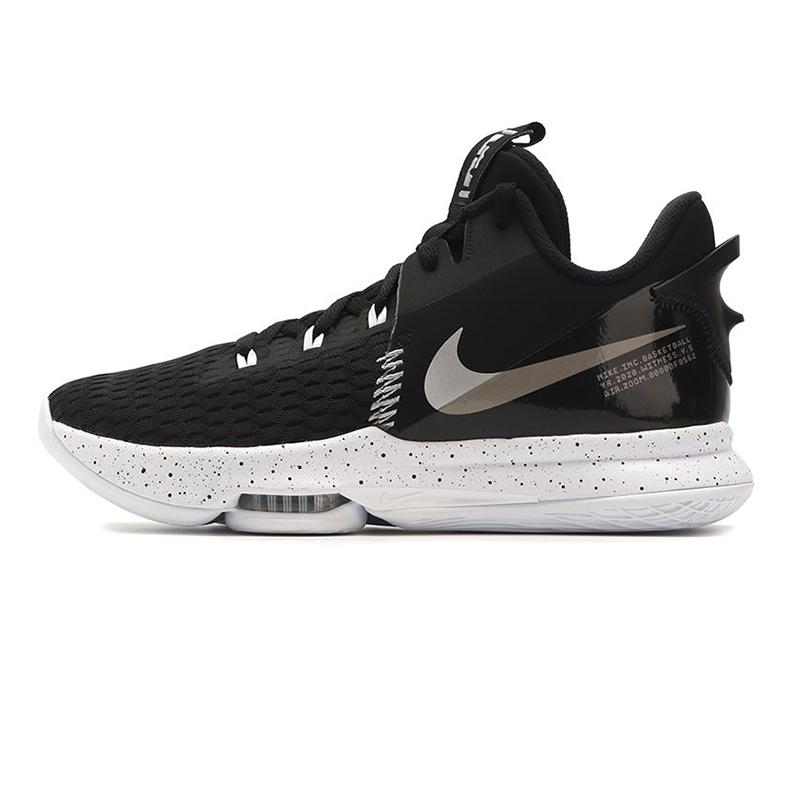 耐克NIKE LEBRON WITNESS V EP 男女 运动鞋网面轻便詹姆斯篮球鞋 CQ9381-002