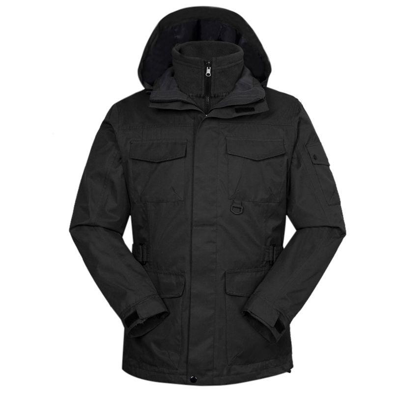 TOURMARK  男装 冬季新款保暖防风运动休闲外套 D24110-02