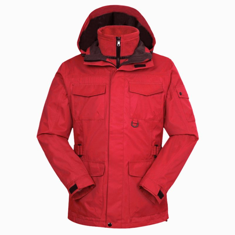 TOURMARK  男装 冬季新款运动外套防风三合一外套 D24110-11