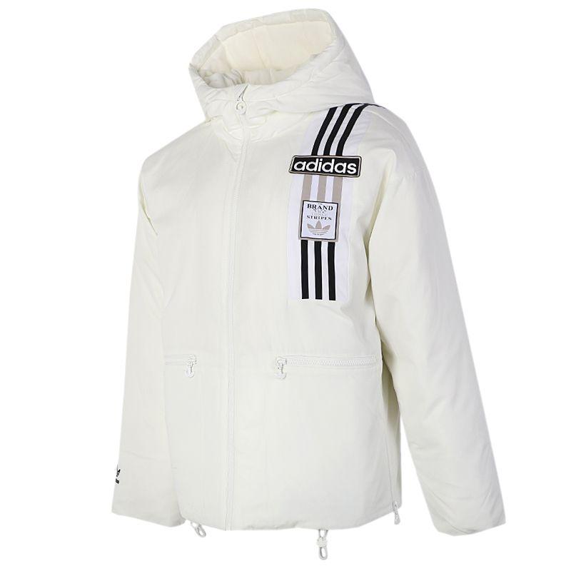 顺丰包邮 阿迪达斯三叶草ADIDAS 女装 2020冬季新款运动休闲保暖羽绒服 GL6416