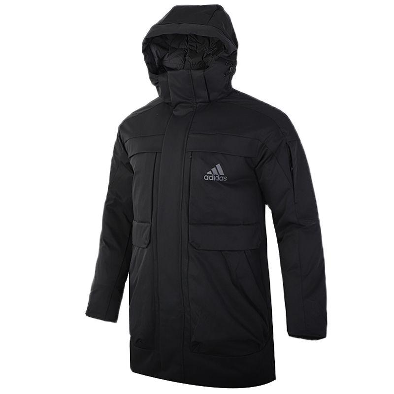 阿迪达斯ADIDAS 男女 2020冬季新款户外保暖休闲羽绒服 GN9836