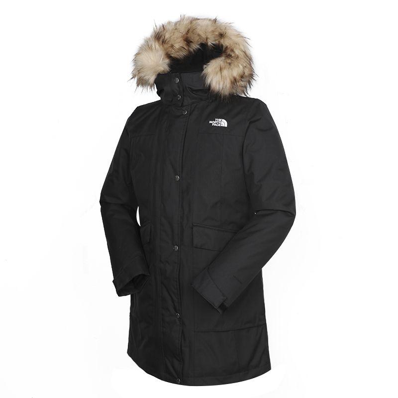 北面TheNorthFace  女装 2020冬季新款运动休闲户外保暖羽绒服 4NBMKS7