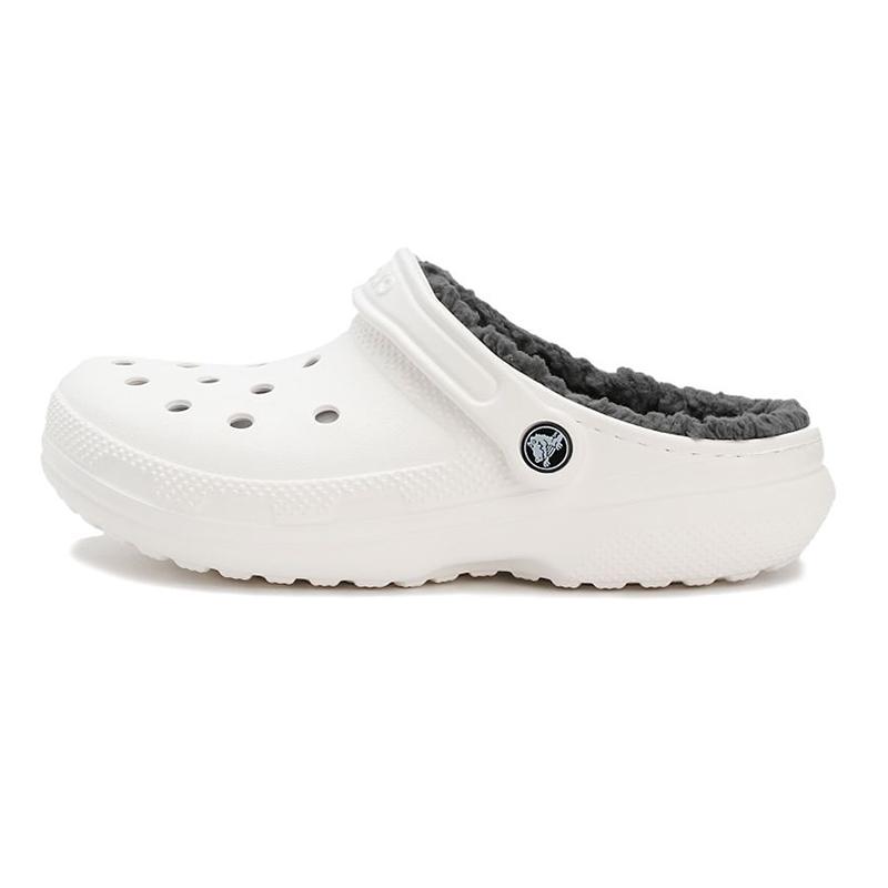 卡骆驰Crocs  男女 经典暖棉克骆格洞洞鞋凉拖鞋 203591-10M