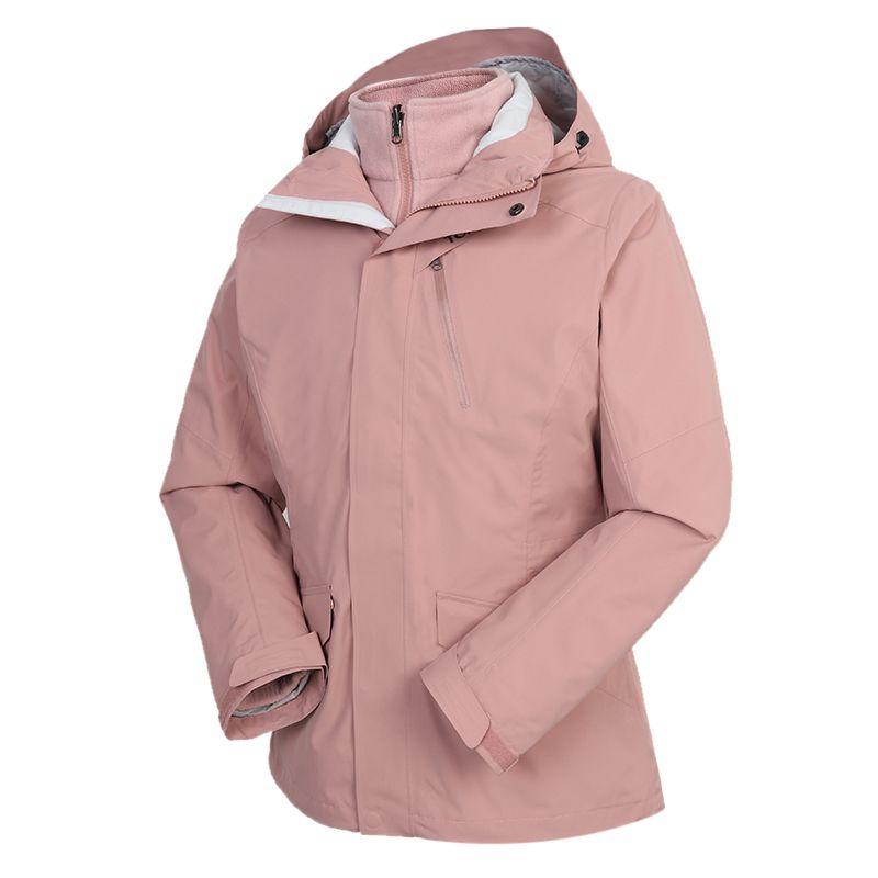 探路者TOREAD 女装 运动服户外保暖冲锋衣 TAWI92190-AB6X