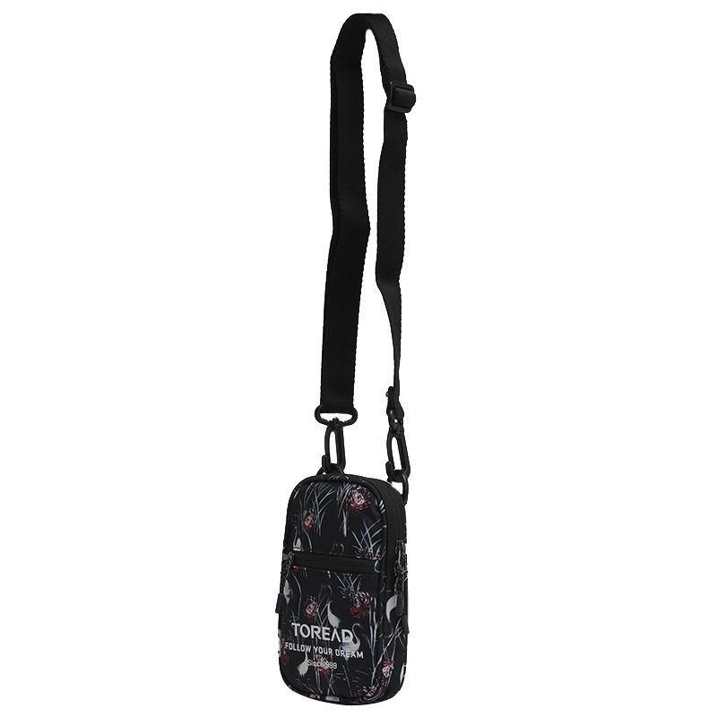 探路者TOREAD 男女 网红斜挎包手机包背包 TEBI90756-H02X