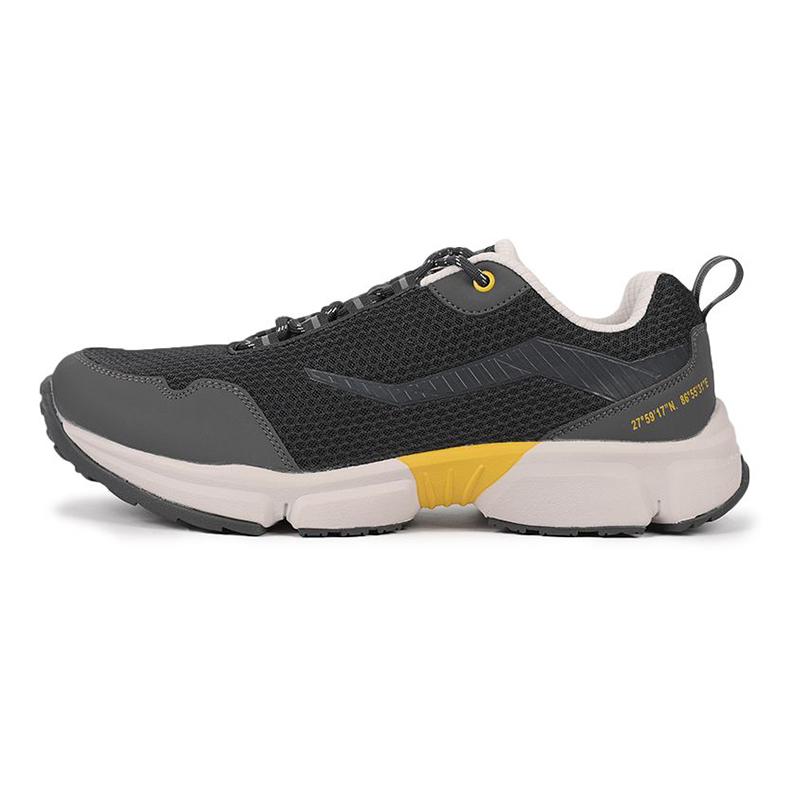 探路者TOREAD 男鞋 2020冬季新款低帮耐磨运动登山鞋 TFAI81709-G08B