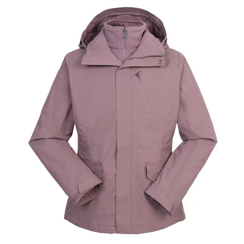 探路者TOREAD 女装 运动户外保暖冲锋衣 TAWI92190-E65X