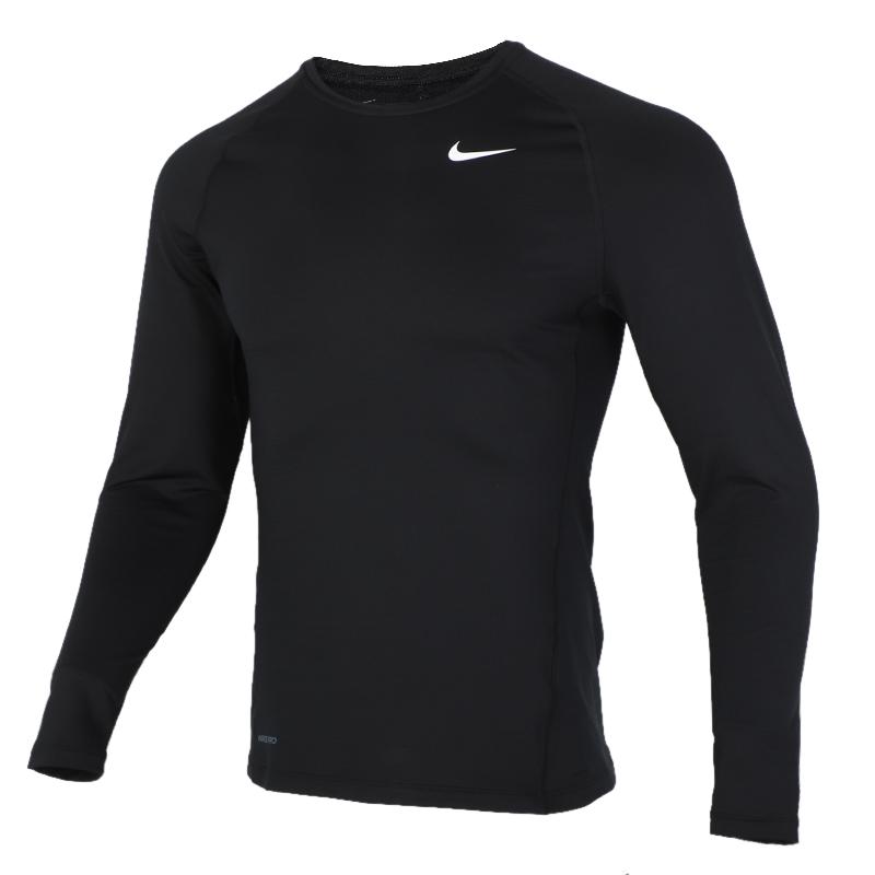 耐克NIKE  男装 运动健身训练长袖T恤 CV3047-010