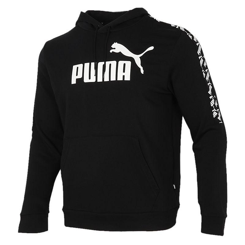 彪马PUMA  T男装 运动休闲针织卫衣 584128-01