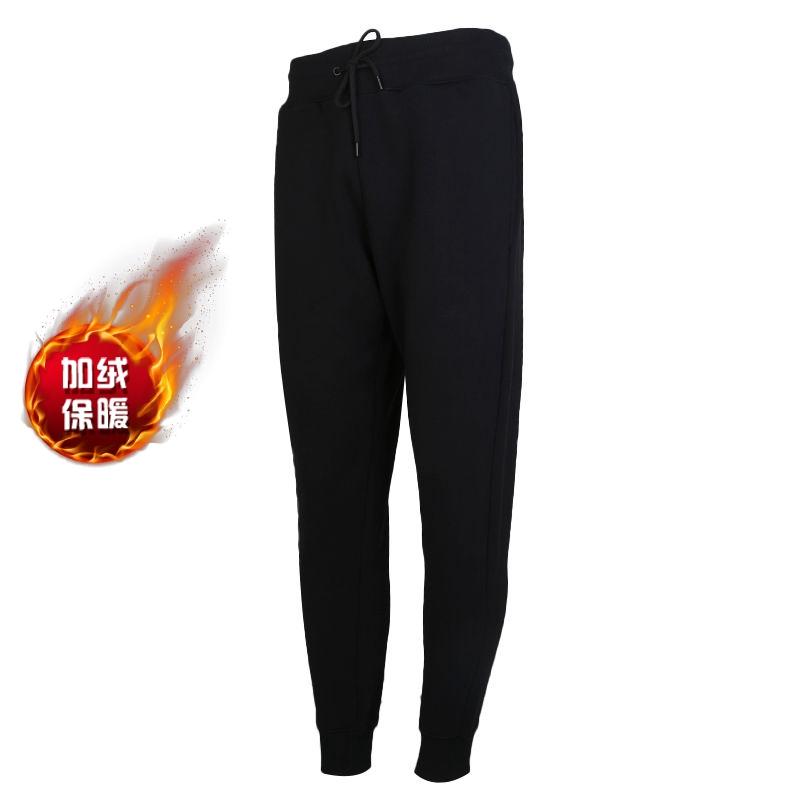 NEW BALANCE 男装 休闲针织长裤 AMP93514-BK