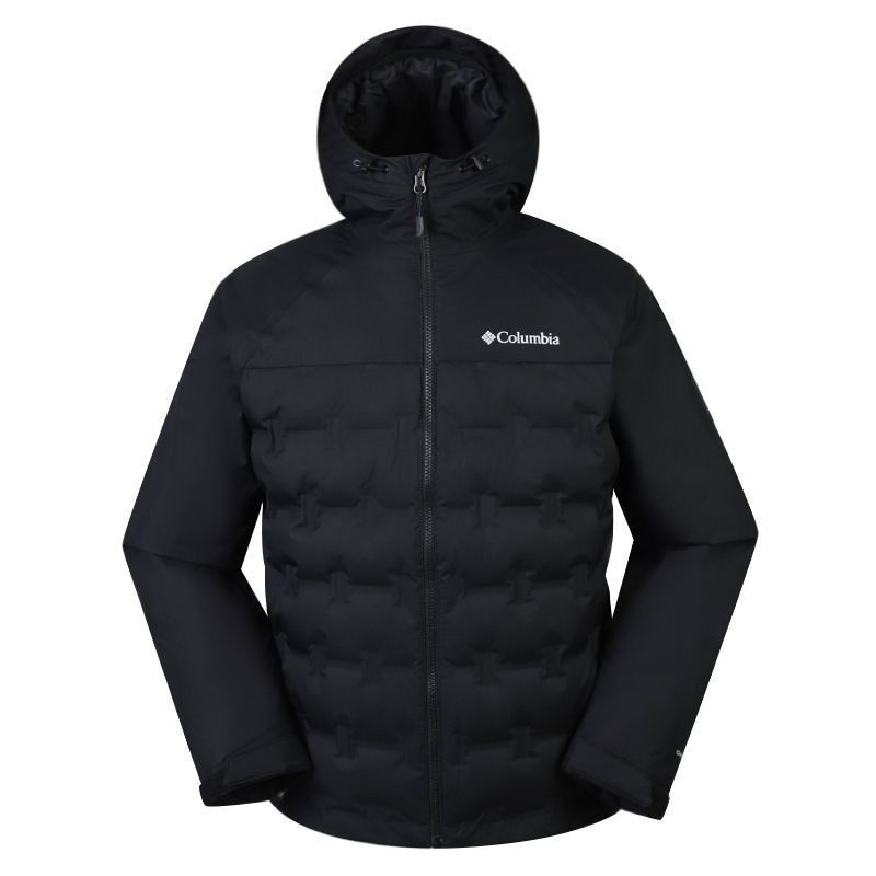 哥伦比亚Columbia 男装2020冬季新款运动休闲耐磨防风羽绒服 EE1513010