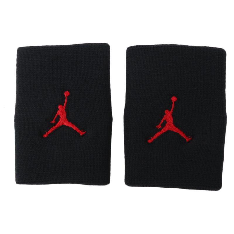 耐克NIKE 男女 篮球训练健身Jordan吸汗护腕 AC9740-001
