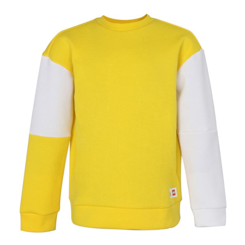 阿迪达斯ADIDAS  儿童 新款运动休闲训练套头衫卫衣 GN6774