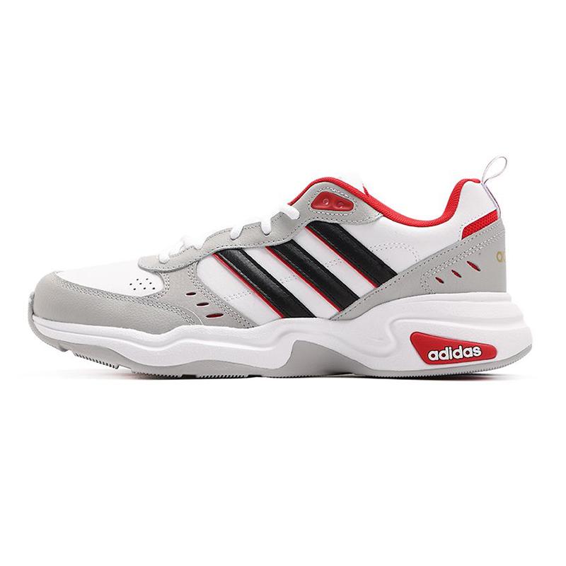 阿迪达斯ADIDAS  男鞋 低帮休闲轻便减震跑步鞋  H05536